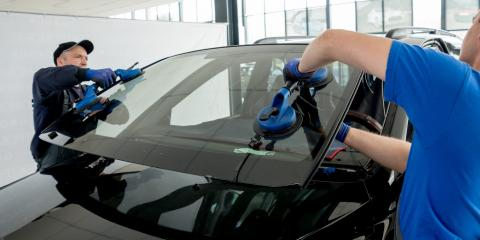What You Should Know About Windshield Replacements, Cincinnati, Ohio