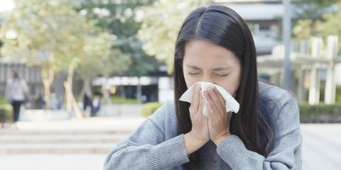 How to Tell the Difference Between Allergies and Pinkeye, Symmes, Ohio