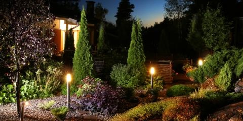 Cincinnati's Top Electrical Contractors Offer Insight on Solar vs. Electric Outdoor Lighting, West Chester, Ohio