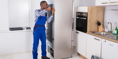 5 Common Reasons for Refrigerator Repairs, Covington, Kentucky
