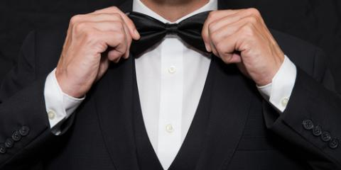3 Pieces of a Tuxedo You Should Know, Cincinnati, Ohio