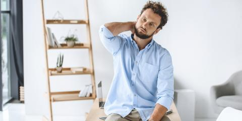 3 Personal Injury Symptoms That Are Often Delayed, Blue Ash, Ohio