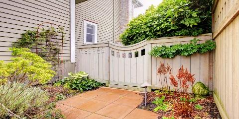 Top 3 Benefits of Privacy Fences, Green, Ohio