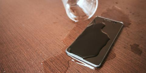 3 Steps for When Your Smartphone Gets Wet, Symmes, Ohio