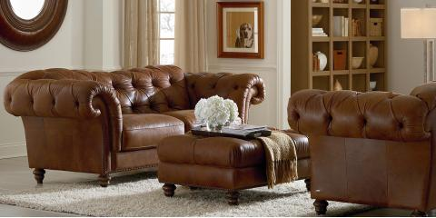 Merveilleux 5 Ways Leather Furniture Enhances Your Home, Louisville, Kentucky