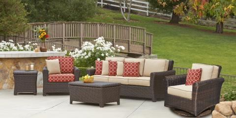 3 Backyard & Patio Furniture Trends for Summer 2017, German, Ohio