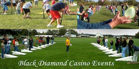 black diamond casino events facebook