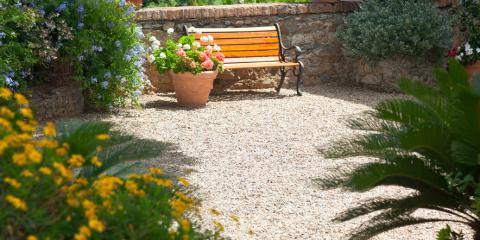 A Step By Step Guide To Building A Beautiful Pea Gravel Patio , Cincinnati