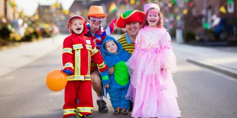 Personal Injury Attorney Offers 3 Trick-or-Treating Safety Tips, Union, Ohio