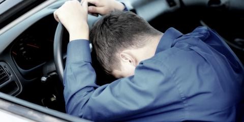 Cincinnati Personal Injury Attorney Discusses the Dangers of Drowsy Driving, Cincinnati, Ohio