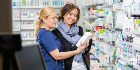 Is There a Difference Between Generic Drugs & Brand-Name Medication?, Cincinnati, Ohio