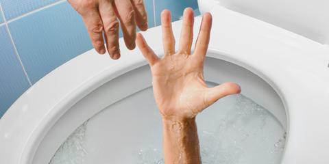 Water, water, everywhere - Cincinnati plumbing repair fixes, Norwood, Ohio