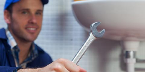 3 Plumbing Repairs That Require an Expert Plumber, Union, Ohio