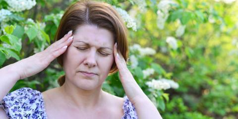 How Seasonal Changes Can Trigger Migraines, Cincinnati, Ohio