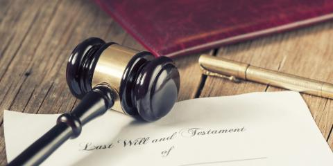 3 Factors to Know About the Role of Probate in Estate Matters, Union, Ohio