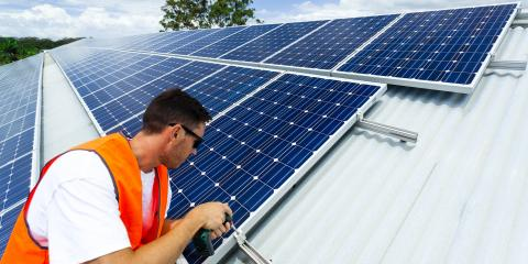 How Solar Panels Affect Your Roof, Cincinnati, Ohio