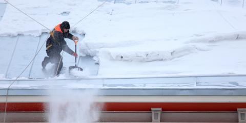 Cincinnati Roofers Discuss How Snow & Ice Impact Your Roof, Cincinnati, Ohio