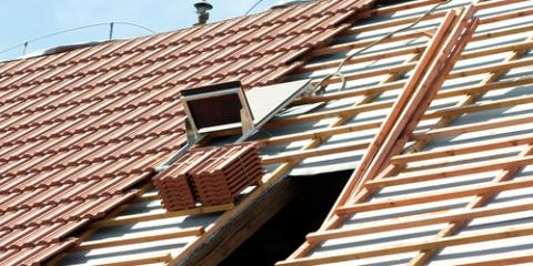 5 Major Perks Associated With a New Roof, Cincinnati, Ohio