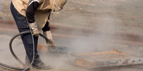 3 Benefits of Using Sandblasting for the Perfect Finish, Amelia, Ohio