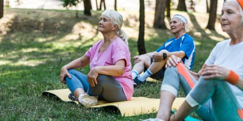 How Seniors With Limited Mobility Can Stay Active, Cincinnati, Ohio