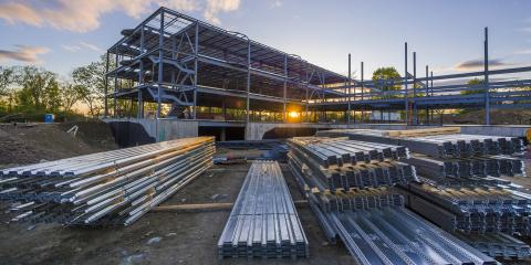4 Benefits of Using Structural Steel, Wyoming, Ohio
