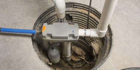 What Factors to Consider When Choosing a Sump Pump , West Chester, Ohio