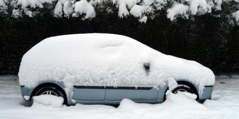 5 Common Car Problems in Winter, Cincinnati, Ohio