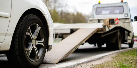 3 Steps to Take When You're Waiting for a Tow Truck, Hamilton, Ohio