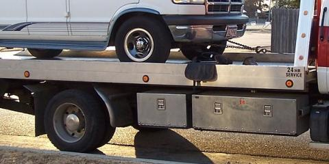 4 Tips for Avoiding a Towing Scam, Cincinnati, Ohio
