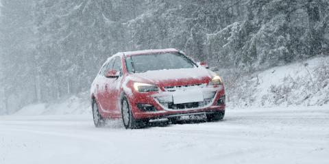 Why You Need Winter Tires When the Weather Turns Cold, Colerain, Ohio