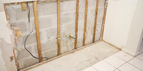 Does Your Water-Damaged Wall Need Replacement?, Delhi, Ohio