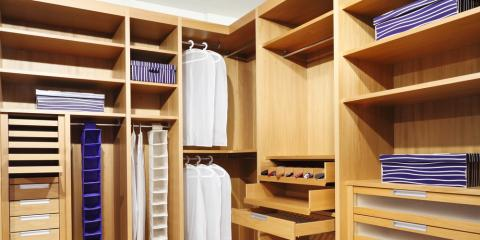 7 Amazing Ways to Make Your Closet More Efficient, Covington, Kentucky