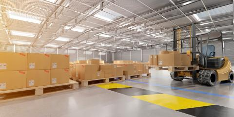 Manage Your Business' Holiday Stress With Extra Warehouse Space, Blue Ash, Ohio