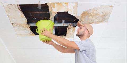 4 FAQ's About Water Damage, Delhi, Ohio