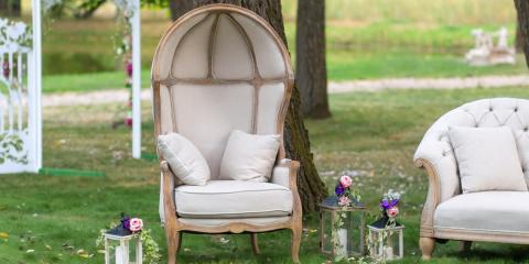 How Vintage Furniture Rental Can Add a Unique Flair to Any Wedding , Cincinnati, Ohio