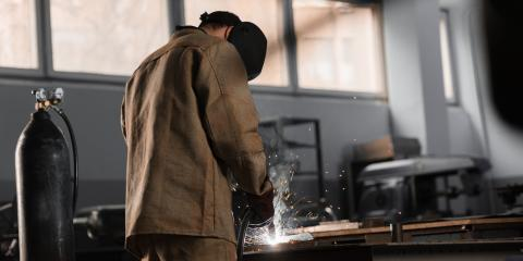 4 Career Options for People With Welding Training, Sharonville, Ohio