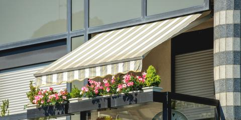 Why You Should Choose Professional Awning Cleaning, Cincinnati, Ohio