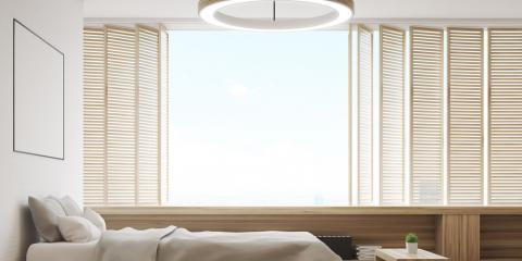 What Are the Best Window Treatments for Large Windows?, Cincinnati, Ohio