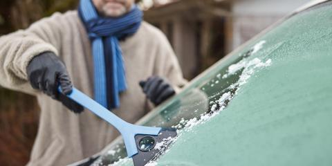 Avoid Windshield Repair This Winter With 4 Ways Not to De-Ice Your Car Windows, Cincinnati, Ohio