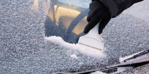 5 Ice Scraping Tips for Avoiding Windshield Repair, Cincinnati, Ohio