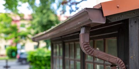 How Can Gutters Affect Your Home? , Cincinnati, Ohio