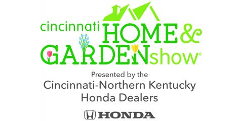 Free tickets for The 2018 Cincinnati Home and Garden Show, Forest Park, Ohio