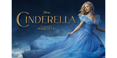 "PARTY FIESTA BALLOON DECOR Celebrates the New ""Cinderella""!, San Jose, California"