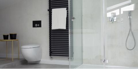 4 Steps for Cleaning Glass Shower Enclosures, Dothan, Alabama