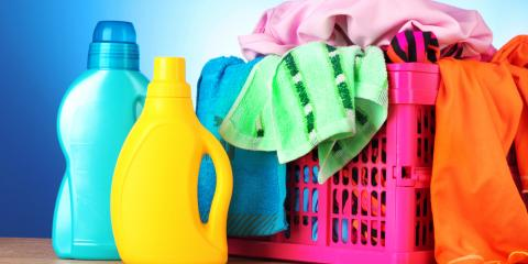 3 Tips for Choosing the Right Detergent the Next Time You're at the Laundromat, Lincoln, Nebraska