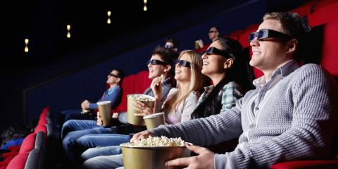 3 Reasons to Buy Movie Theater Tickets Online, Falco, Alabama