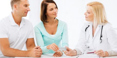 5 Types of Female Contraception, Clarksville, Arkansas