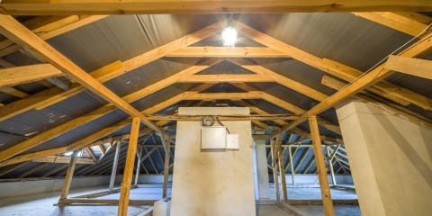 A Basic Guide to Roof Trusses, Clarksville, Arkansas