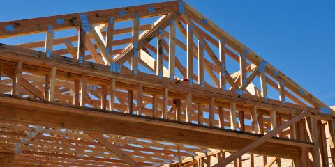 4 Advantages of Timber Roof Trusses, Clarksville, Arkansas