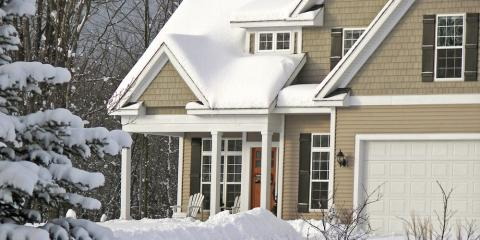 How the Winter Weather Affects Your Roofing System, Clarksville, Maryland